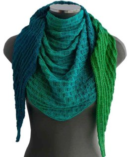 Knitted Scarf in Wendy Evolution - Downloadable PDF