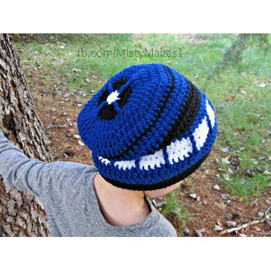 Police Call Box slouch hat