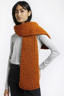 Wool and the Gang Whistler Scarf Kit