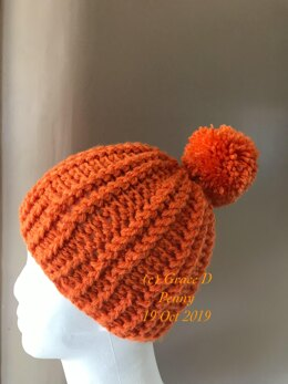 Fussili Cable hat