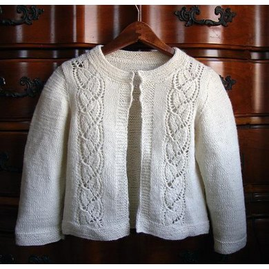 Emma Lace Sweater
