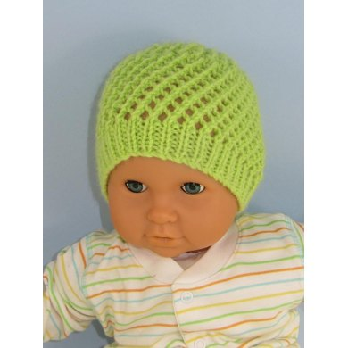 Baby Easy Lace Skullcap