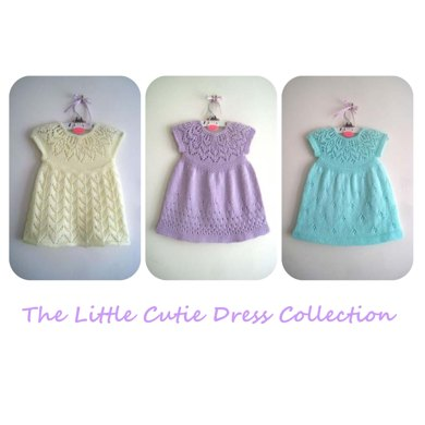 The Little Cutie Dress Collection E-Book