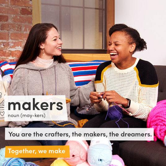 LoveCrafts, a global community for makers