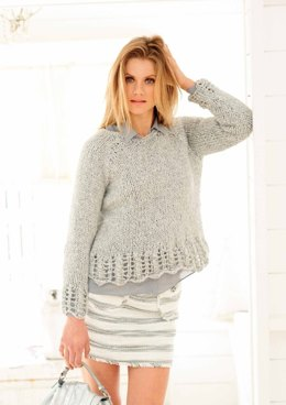 Sweater and Cardigan in Rico Fashion Star - 348 - Downloadable PDF