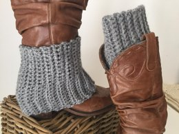 Mary and Jenna Boot Cuffs