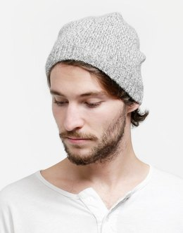 Jacques Hat in Wool and the Gang Sugar Baby Alpaca - Leaflet