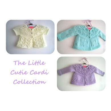 The Little Cutie Cardi Collection E-Book
