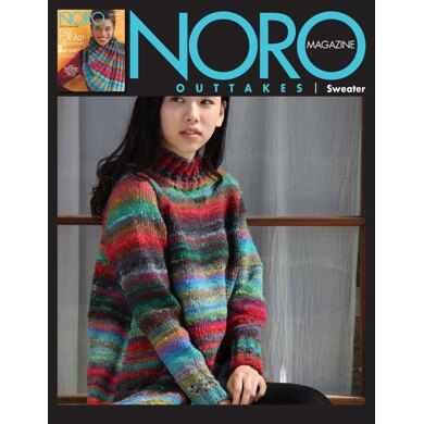 Sweater in Noro Kiri Ito - 15531 - Downloadable PDF