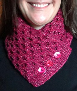 Honeycomb Wrap Cowl