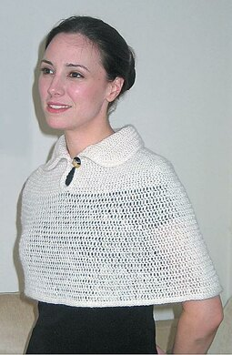 Shoulder Cape to Crochet