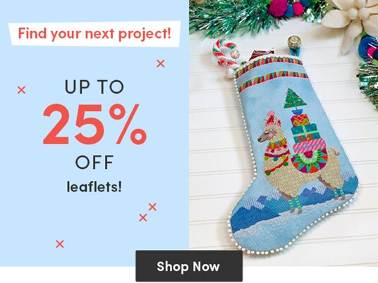Up to 25 percent off leaflets!