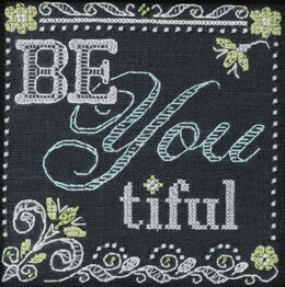 Mill Hill Be You Sentiments Cross Stitch Kit