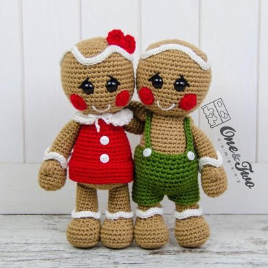 Nut and Meg Gingerbread