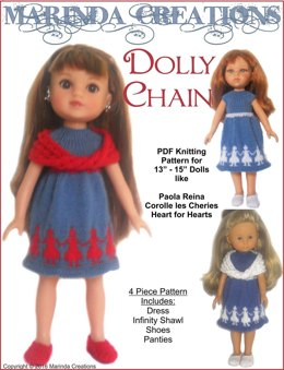 Dolly Chain For Dolls