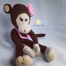 Bella & Friends Monkey