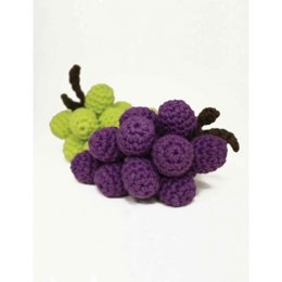 Grapes in Lily Sugar 'n Cream Solids - Downloadable PDF