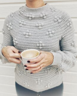 Cloud Mist Sweater