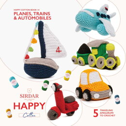 Happy Cotton - 14 - Transport by Sirdar