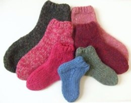 New Fulled Family Booties