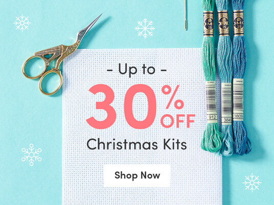 Up to 30 percent off Christmas kits
