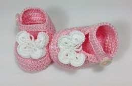 Baby Butterfly Shoes