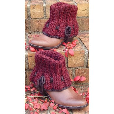 Adderley Boot Cuffs