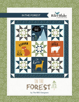 Riley Blake In The Forest - Downloadable PDF