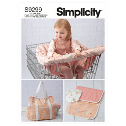 Simplicity Baby Accessories S9299 - Sewing Pattern