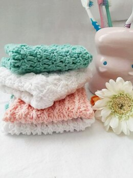 Cottage Washcloths