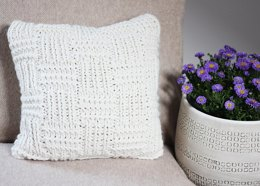 Fisherman's pillow cover