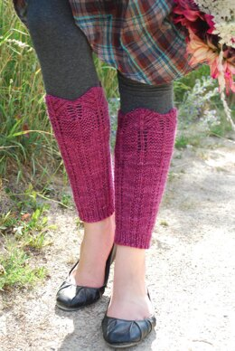 Balsam Grove Boot Warmers