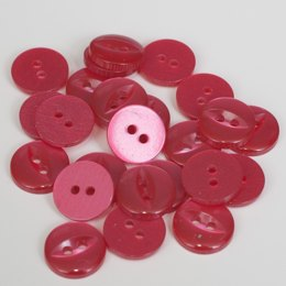 Round Fish-eye Buttons