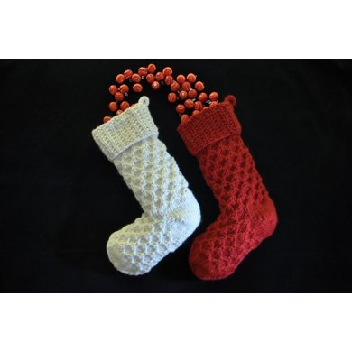 Nordic Overnight Christmas Stocking