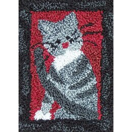 Rachel's of Greenfield Punch Needle Kit - Small Cat