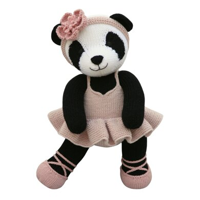 Ballerina Outfit (Knit a Teddy)