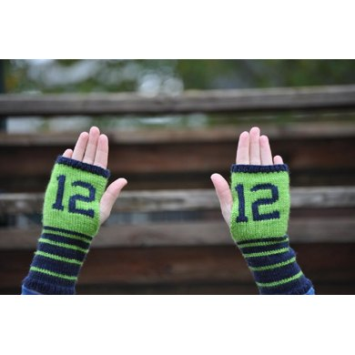 12th Mitts