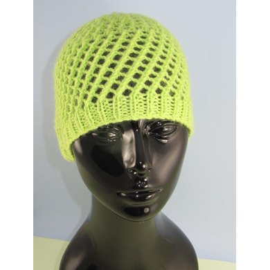 Easy Lace Skullcap