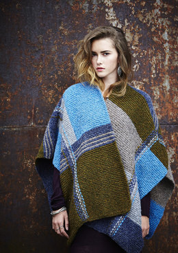 Free Cape Amp Poncho Knitting Patterns Lovecrafts