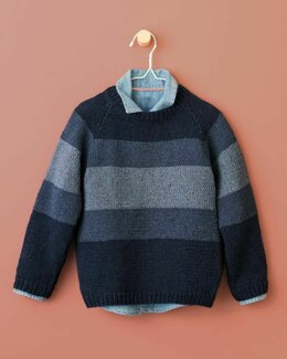 Gueric Sweater in Phildar Phil Ecojean - Downloadable PDF