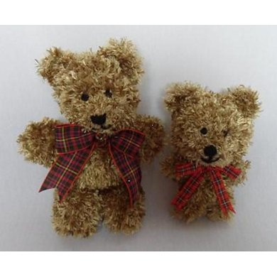 Steve and Danno Small Teddy Bears