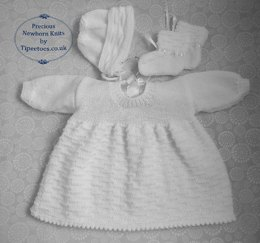 Pattern 58 Baby Dress Set