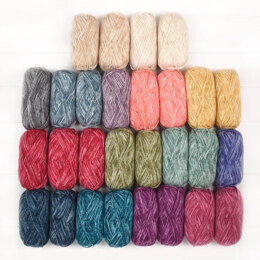 Stylecraft Carousel Blanket CAL - Batik 30 Ball Colour Pack