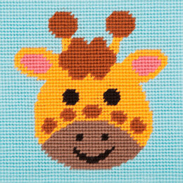 Anchor 1st Kit - Curious Giraffe Tapestry Kit