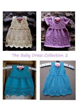Baby Dresses Collection 2 E-Book