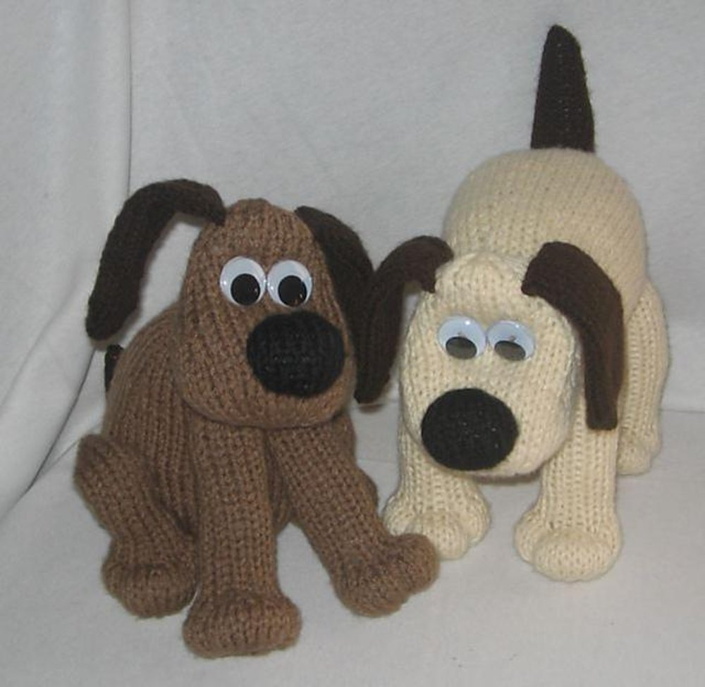 Debbie Bliss Knitting Patterns For Dogs : Toy Dog Knitting pattern by Rian Anderson Knitting ...