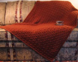 Surrounded Afghan and Lap Robe