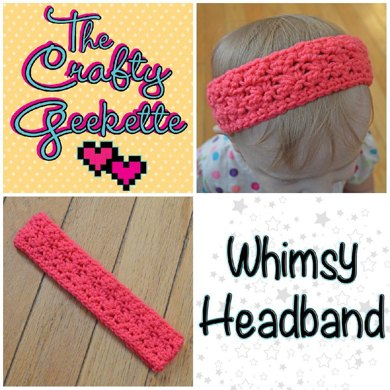 Whimsy Headband