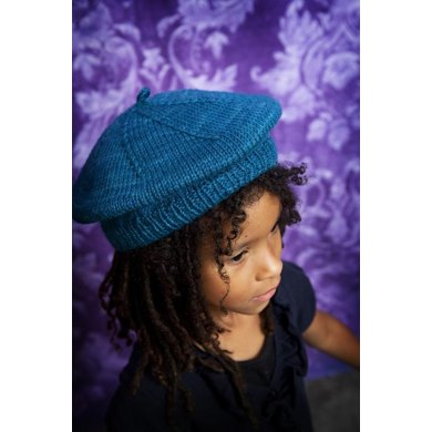 Windmill Beret in Worsted