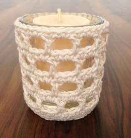 Candle Holder Cozy